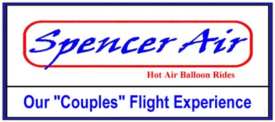 Spencer Air Couples Flight Button